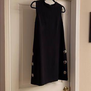 Fun and flirty black dress